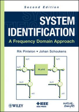 System Identification: A Frequency Domain Approach, 2nd edition